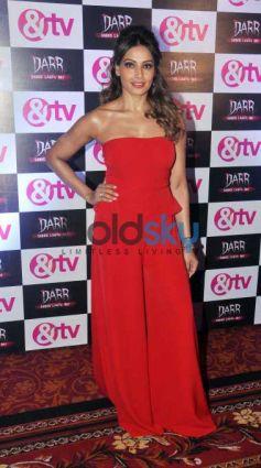 Bipasha Basu At The Launch Of Darr Sabko Lagta Hai By & TV