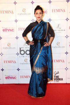 Celebs At Craftsvilla Femina Ethnic Designer Of The Year Event