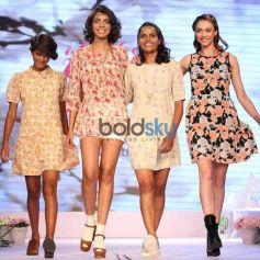 Deepika Padukone At Launch Of Myntra Apparel Brand