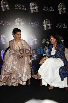 Deewani Mastani Song Launch By Deepika Padukone