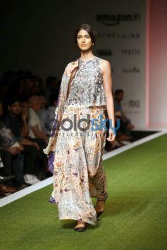 Designer Anand Bhushan & Dev R Nil Show At AIFW