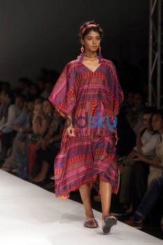 Designer Anupamma Dayal Show At AIFW