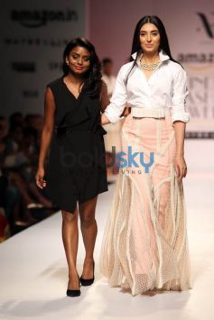 Designer Archana Rao Show At AIFW