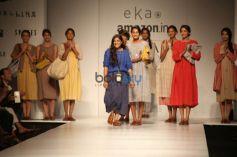 Designer EKA & Eleven Eleven Show At AIFW