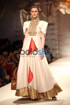 Designer Samant Chauhan Show At AIFW