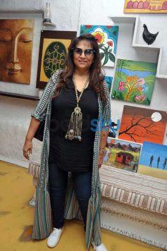 Emraan Hashmi, Sushmita Sen And Others Grace Rouble Nagi's Exhibition