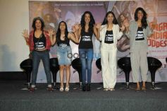 First Look Launch Of 'Angry Indian Goddess'