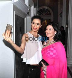 Maheka Mirpuri's Fundraiser Fashion Show For Cancer Patients