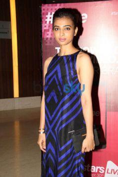 Radhika Apte At Fame Stars Event
