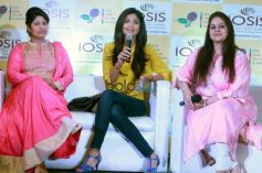 Shilpa Shetty At IOSIS Event