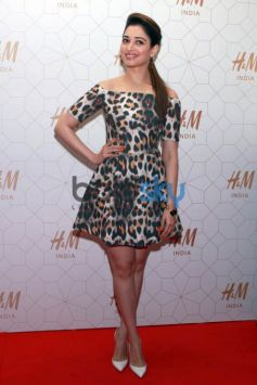 Tamannaah Bhatia & Jacqueline Fernandez At H&M India Opening Party