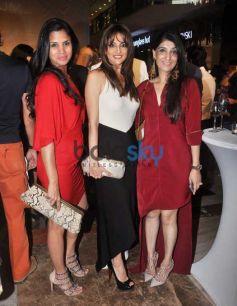 Tamannaah Bhatia, Nimrat Kaur & Huma Qureshi At Swarovski-Palladium Event