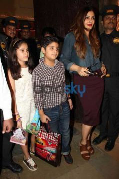 Aaradhya Bachchan's Birthday Celebration At Pratiksha