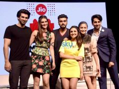 Alia Bhatt, Parineeti Chopra, Kriti Sanon & Others At '17th Mumbai Film Festival'