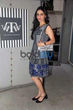Celebs Grace Twinkle Khanna's The White Window Pop Up Event