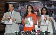 Juhi Chawla Unveils Society Magazine Special Issue