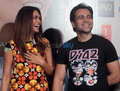Launch Of Emraan Hashmi And Esha Gupta's Song