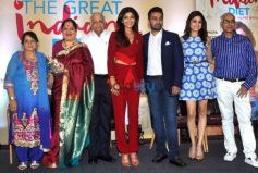 Launch Of Shilpa Shetty's Book The Great Indian Diet