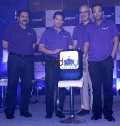 Sachin Tendulkar Launches Livpure Water Purifier