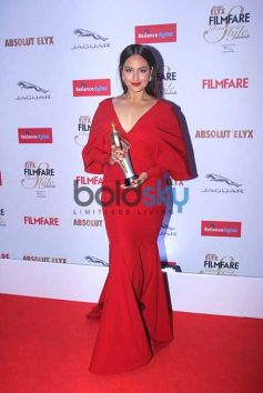Shah Rukh, Sonam, Sonakshi & Others Grace The 'Filmfare Glamour & Style Awards 2015'