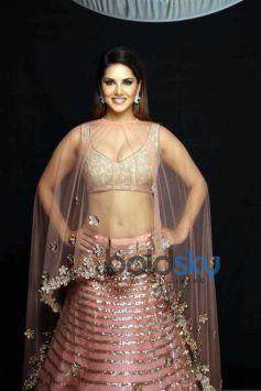 Sunny Leone At Archana Kocchar's Design Photoshoot