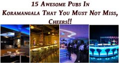 15 Awesome Pubs In Koramangala That You Must Not Miss, Cheers!!