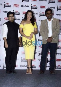 Announcement Of 61st Britannia Filmfare Awards 2015