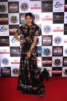 Celebs Grace The 22nd Lions Gold Awards 2016