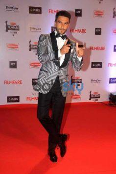 Celebs Grace The '61st Britannia Filmfare Awards'