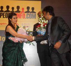 Kajol Unveils Missingpeopleinfo Dot com Initiative By Mumbai Police