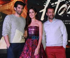 Katrina Kaif & Aditya Roy Kapoor Launch Pashmina Song From Fitoor