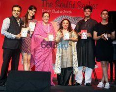 Kriti Sanon And Parineeti Chopra Launches Punam Chadha Joseph's Book The Soulful Seeker
