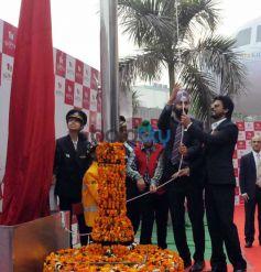 Shahrukh Khan At Launch Of KidZania India