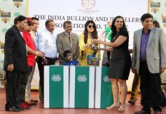 Celebs At The IBJA Cup Held At RWITC