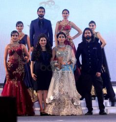 Daisy Shah, Shriya Saran, Ameesha Patel And Others At The 'National Jewellery Awards 2016'