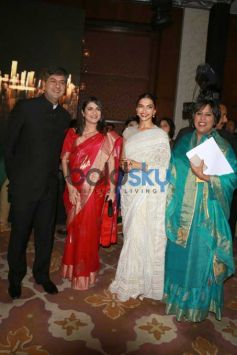 Deepika Padukone, Ranveer SIngh, Amitabh Bacchan , Jaya Bacchan , Sania Mirza , Irfan Khan, Sorav Ga