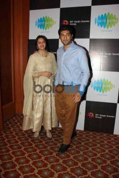 Hema Malini Launches Music Album Dream Girl With Her Sholay Co-Actors