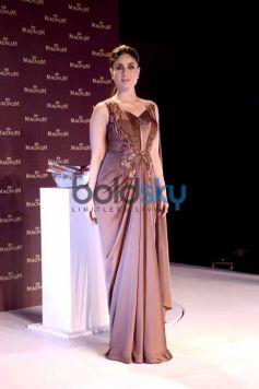 Kareena Kapoor During The Unveiling Of New Magnum Ice Cream