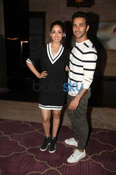 Pulkit And Yami Celebrate The Success Of Sanam Re