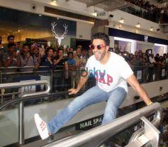 Ranveer Singhs Befikre Avatar At GAP Store Launch