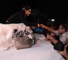Sonam Kapoor Attends Kala Ghoda Arts Festival