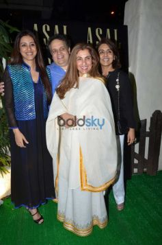 Tabu At ASAL By Abu Sandeep Launch