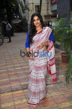 Vidya Balan At The Launch Of Novel 'Dark Things'