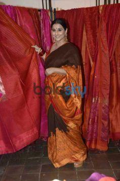 Vidya Balan Unveils Gaurang Shah's Summer Collection