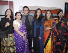 Vivek Oberoi At Tao Art Gallery 16th Anniversary