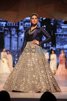 Celebrities Walks For Manish Malhotra And Shaina NC Fashion Show