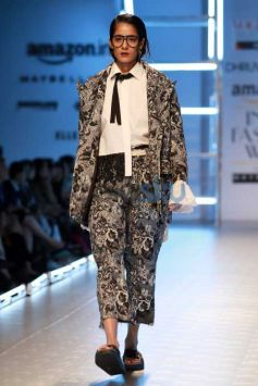 Designer Dhruv Kapoor Collection At AIFW 2016
