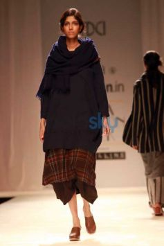 Designer EKA Collection At AIFW 2016