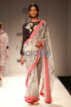 Designer ILK Collection At AIFW 2016