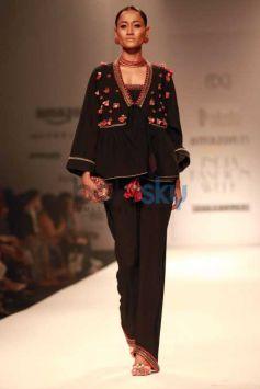Designer Nikasha Collection At AIFW 2016